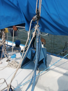 My Bosun Chair & Ratchet Hoisting Device