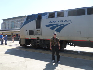 What a wonderful way to travel-Amtrak
