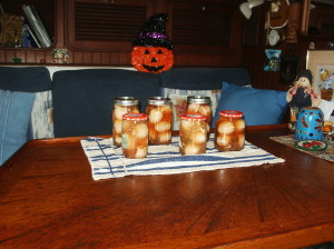 My pickled eggs I did myself