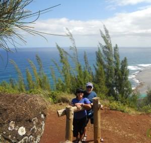 J & ME IN KAUIA