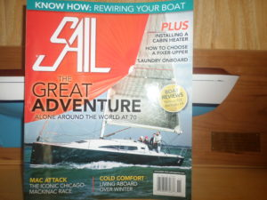 MY ARTICLE IN NOVEMBER ISSUE OF SAIL MAGAZINE